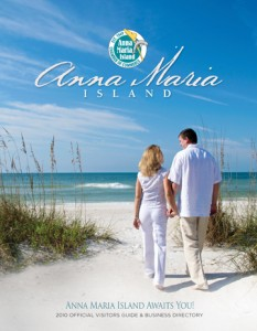 Anna Maria Island Chamber of Commerce visitors guide