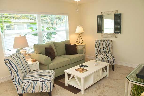 Bungalow 4 Living Room