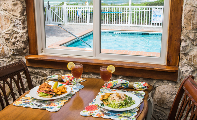 Florida island bed and breakfast