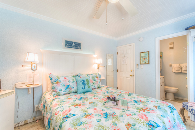 Anna Maria Island beachfront room